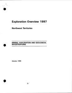 Exploration Overview 1997