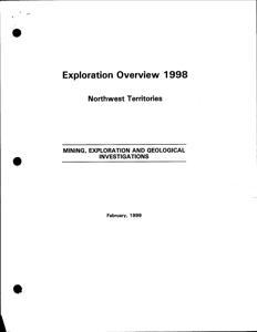 Exploration Overview 1998